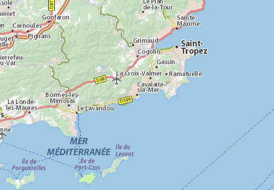 cavalaire sur mer carte Location – WordPress